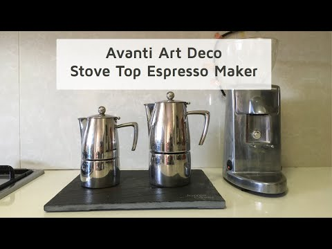 stove top espresso maker review
