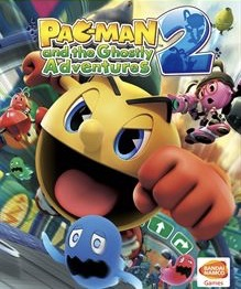 pacman and the ghostly adventures 2 3ds review