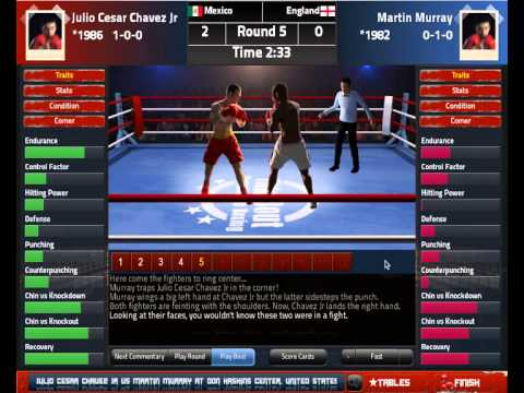 title bout championship boxing review