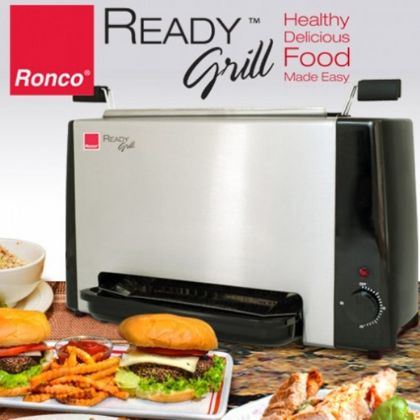 ronco ready grill reviews amazon