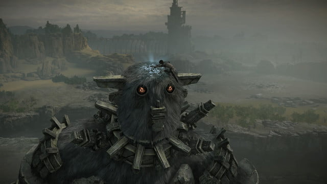 shadow of the colossus remake review