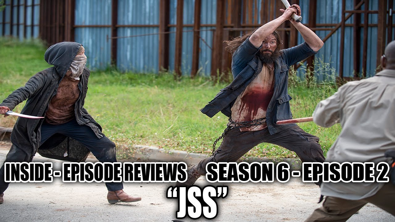 the walking dead jss review