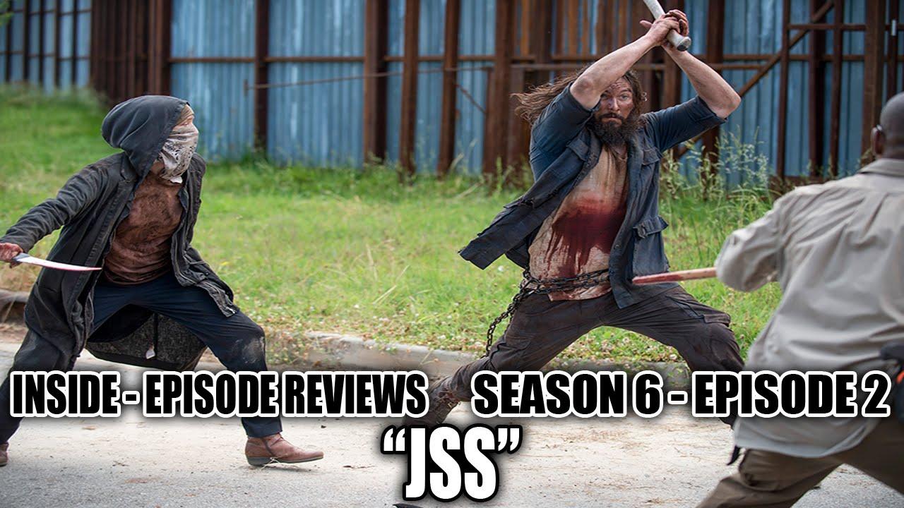 the walking dead jss review