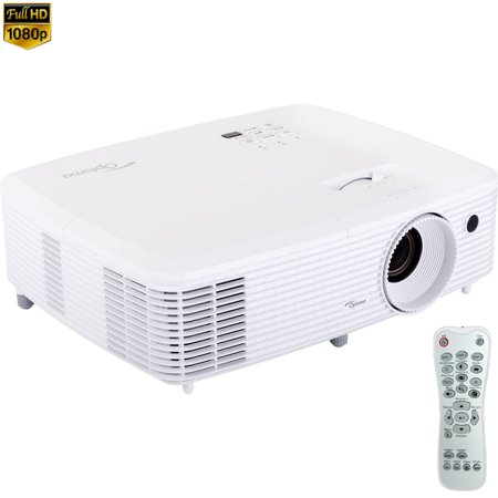 optoma hd27 1080p 3d dlp home theater projector review