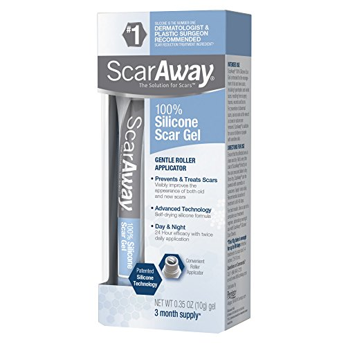 silicone gel for scars reviews