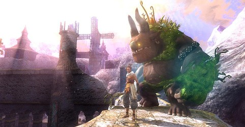 majin and the forsaken kingdom review