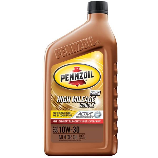 pennzoil conventional motor oil review