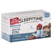 sleepytime extra wellness tea review