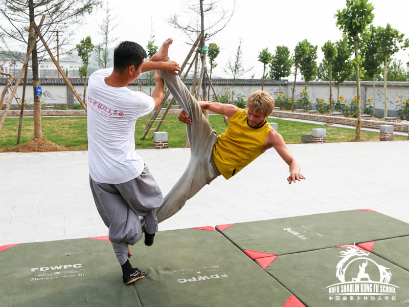 qufu shaolin kung fu school reviews