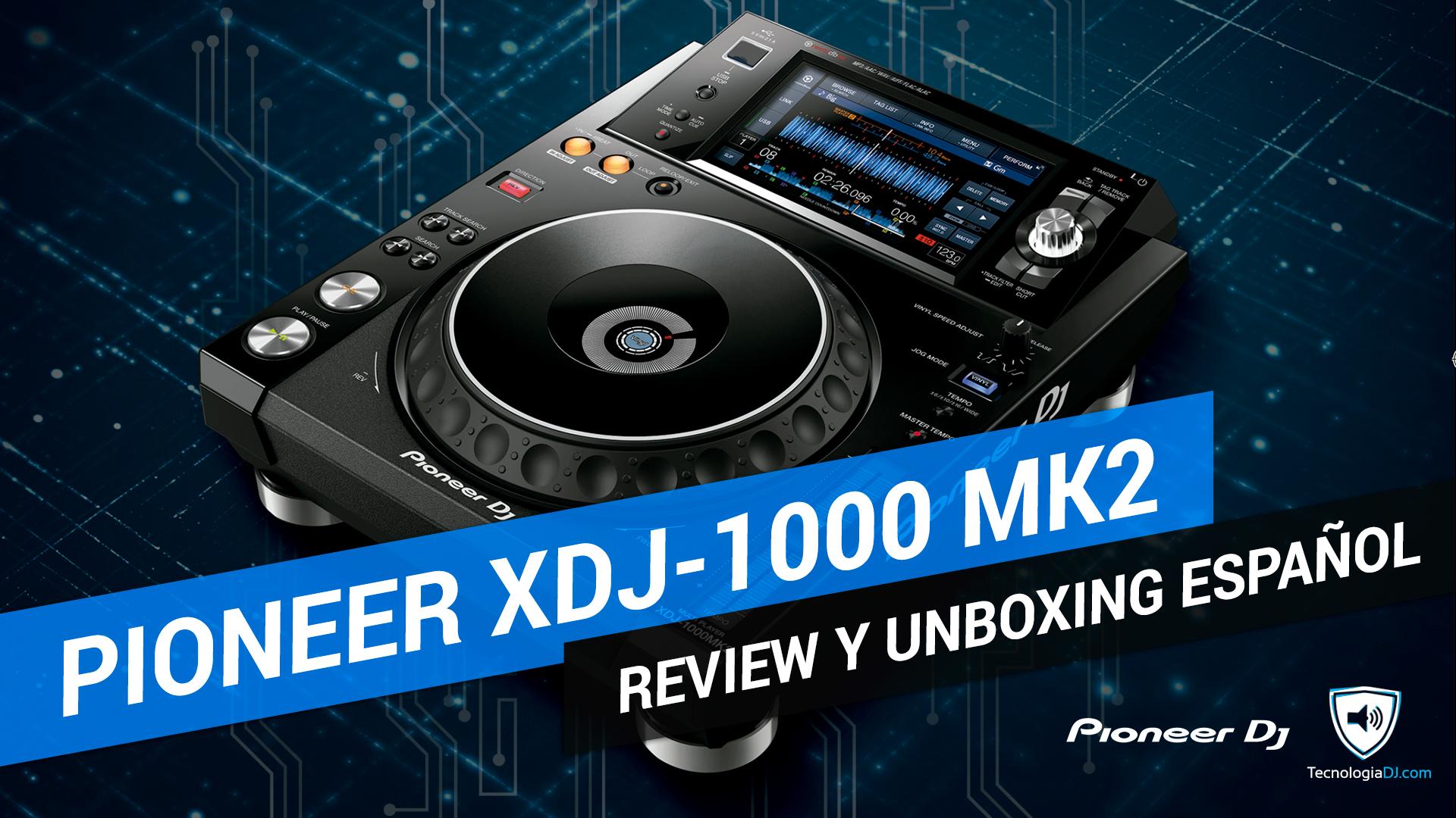 pioneer cdj 1000 mk1 review