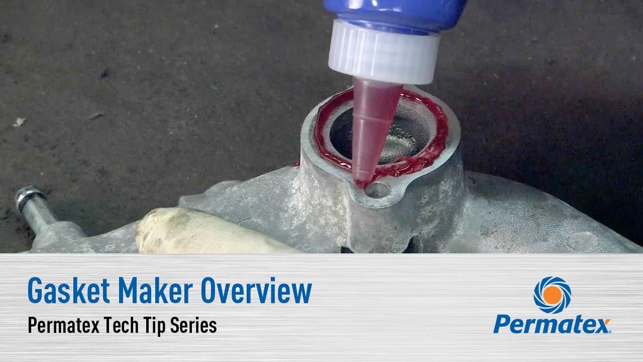 permatex anaerobic gasket maker review