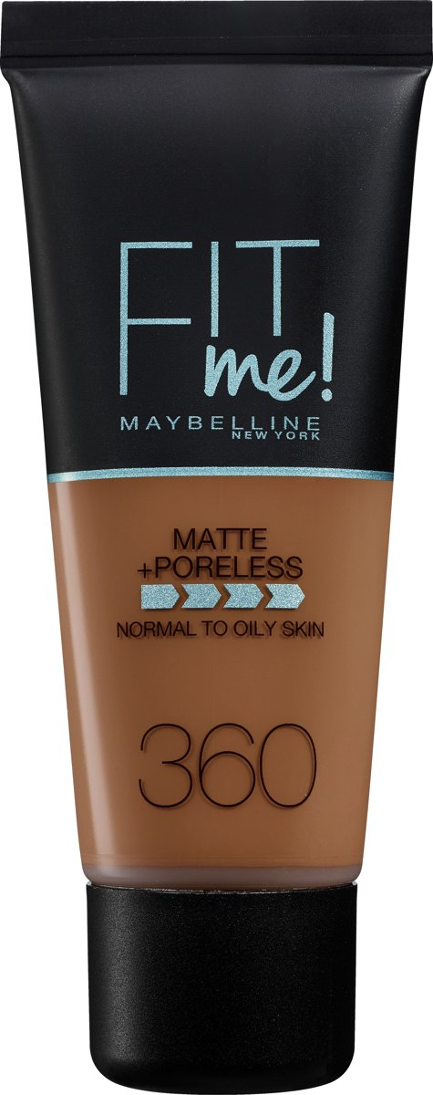 maybelline fit me 360 review