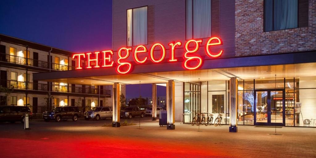the george college station reviews