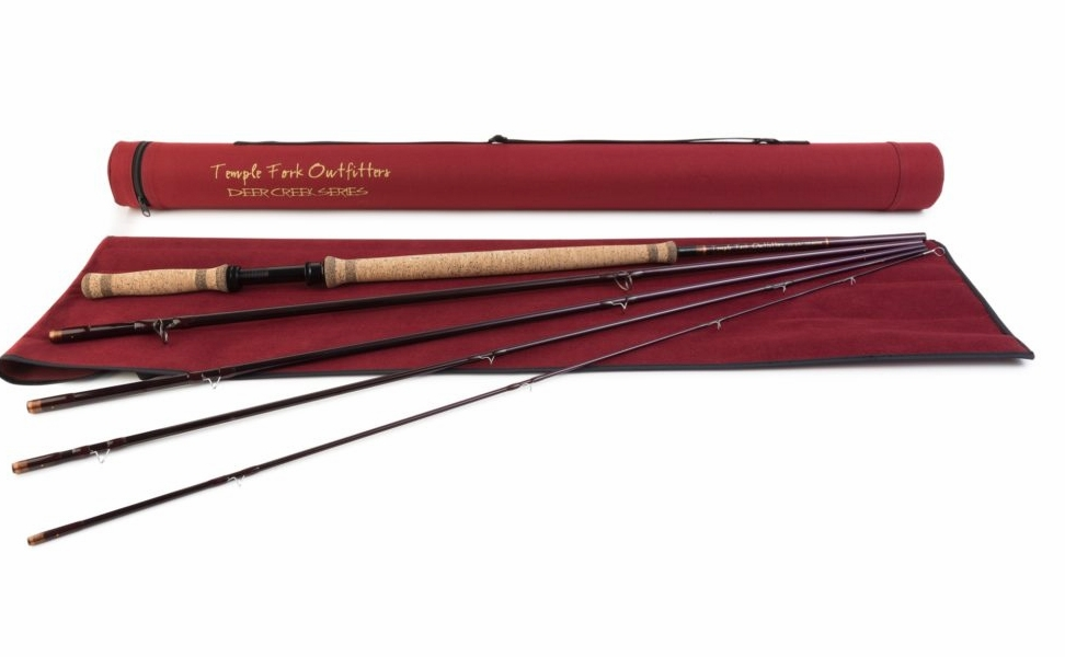 temple fork outfitters spey rod review