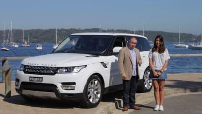 range rover sport se review