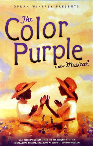 the color purple musical reviews 2017