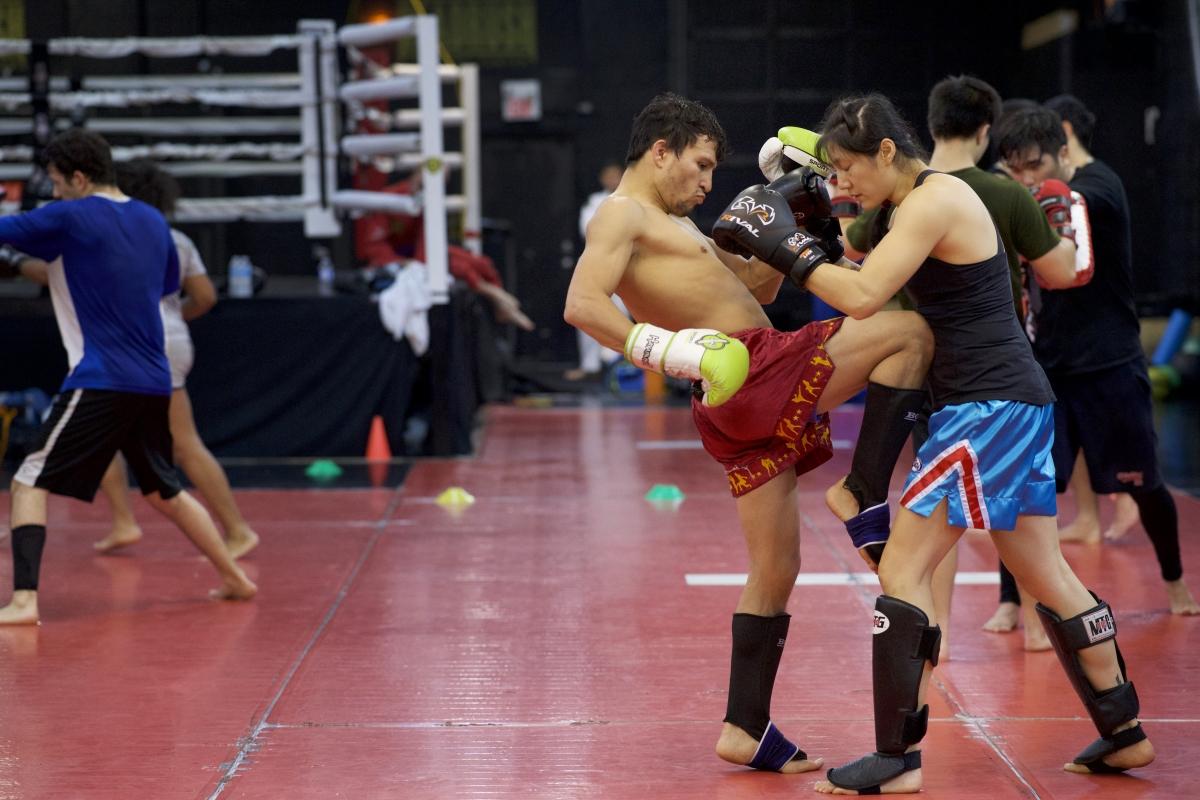 toronto kickboxing and muay thai review