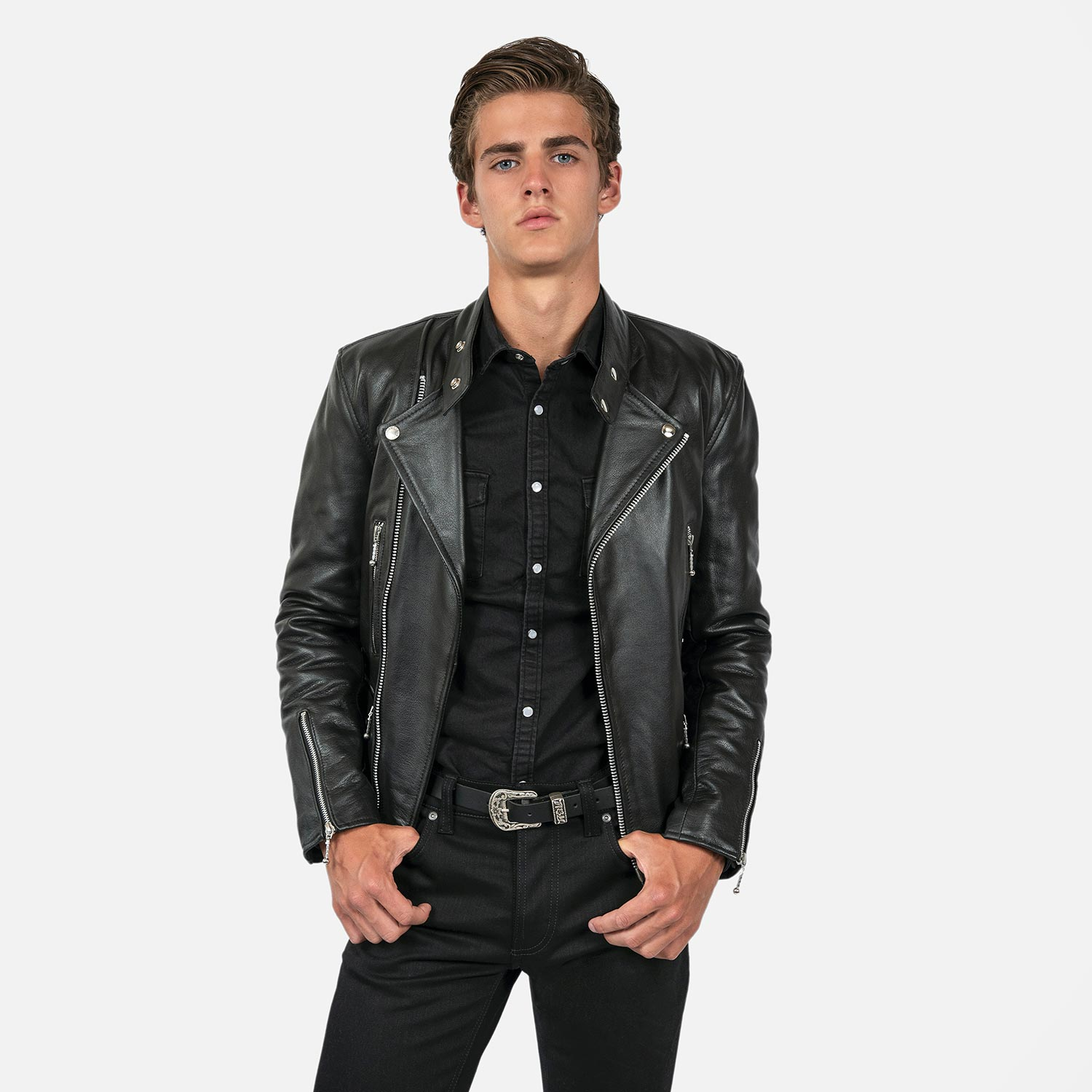 straight to hell leather jacket review