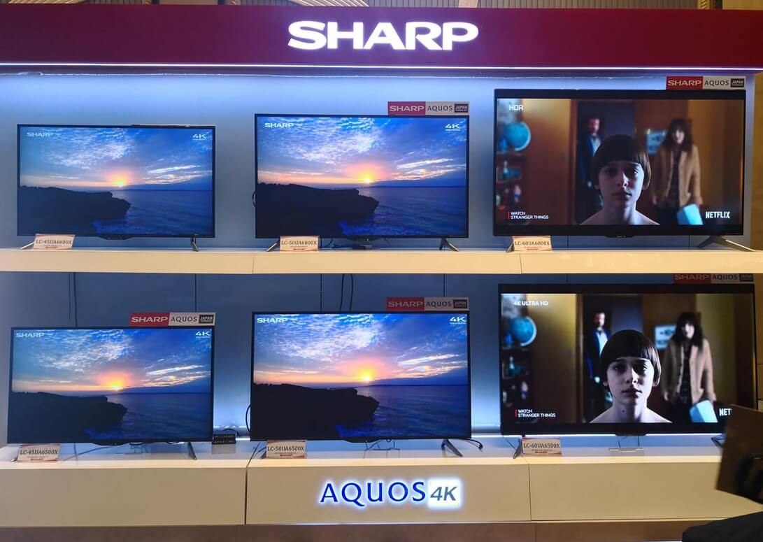 sharp aquos 60 led smart tv review