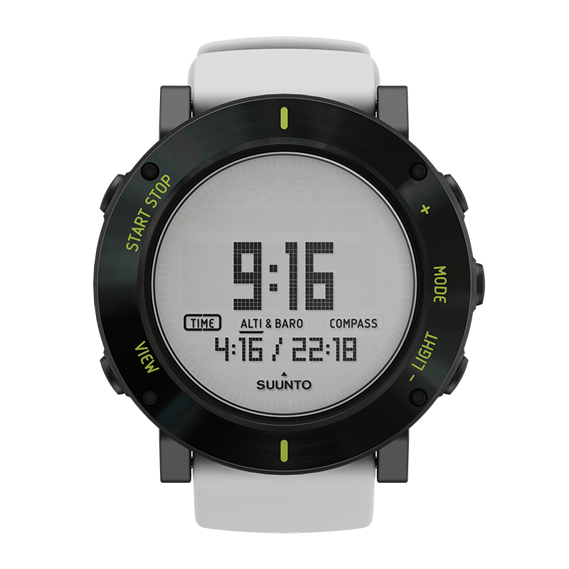 suunto core crush altimeter watch review