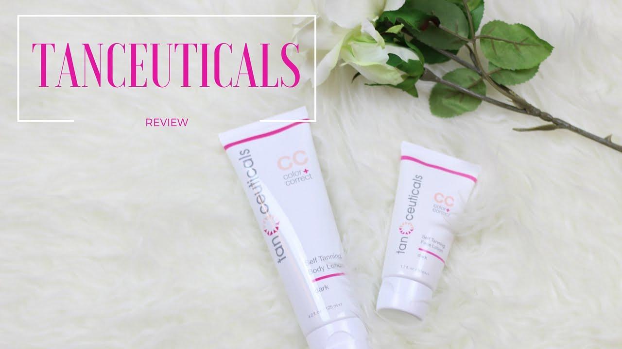 tanceuticals cc self tanning reviews