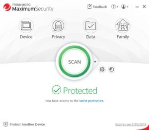 trend micro security agent review