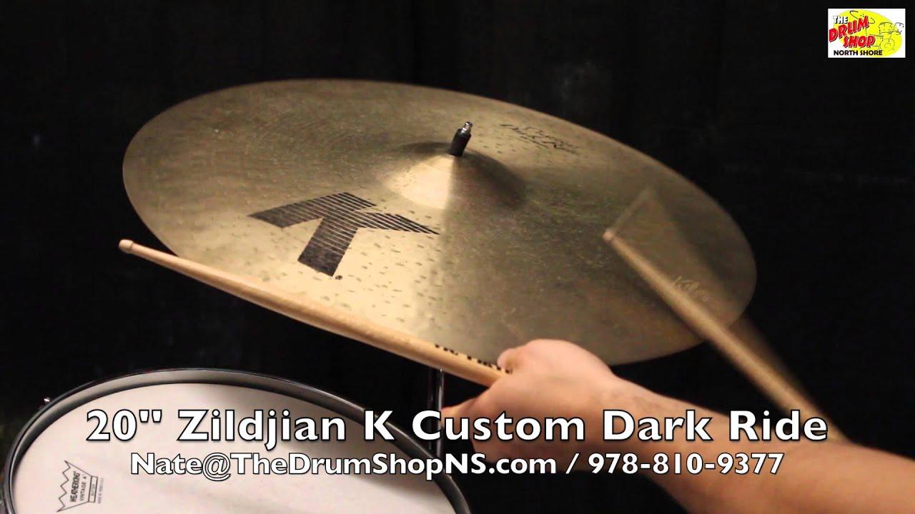 zildjian k custom dark review