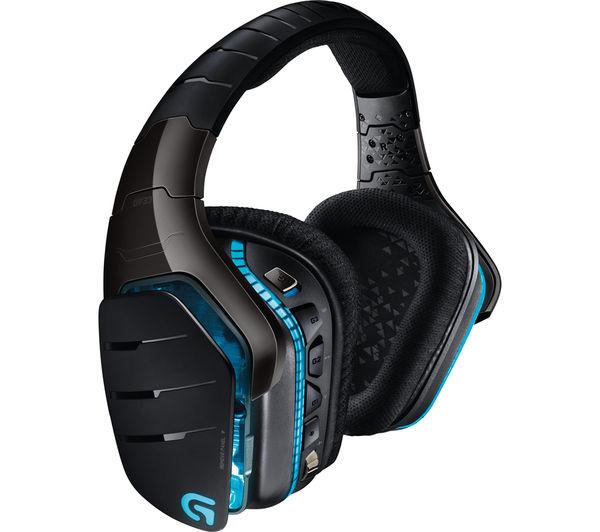 logitech g930 wireless 7.1 gaming headset review