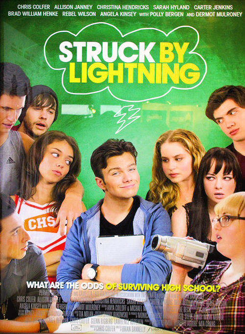 struck by lightning movie review