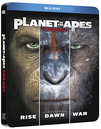 planet of the apes trilogy review