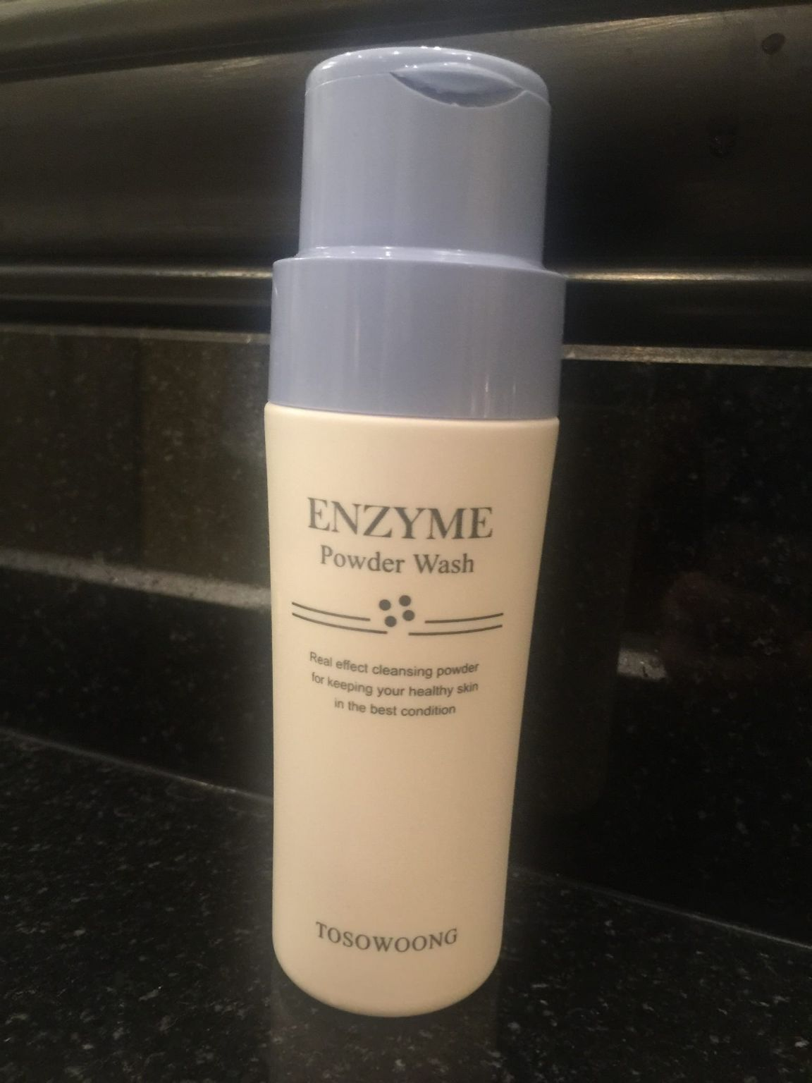 tosowoong enzyme powder wash review