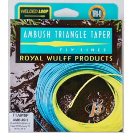 wulff ambush triangle taper review