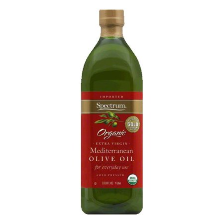 spectrum organic extra virgin mediterranean olive oil review