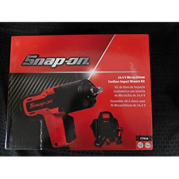 snap on 14.4 3 8 impact review