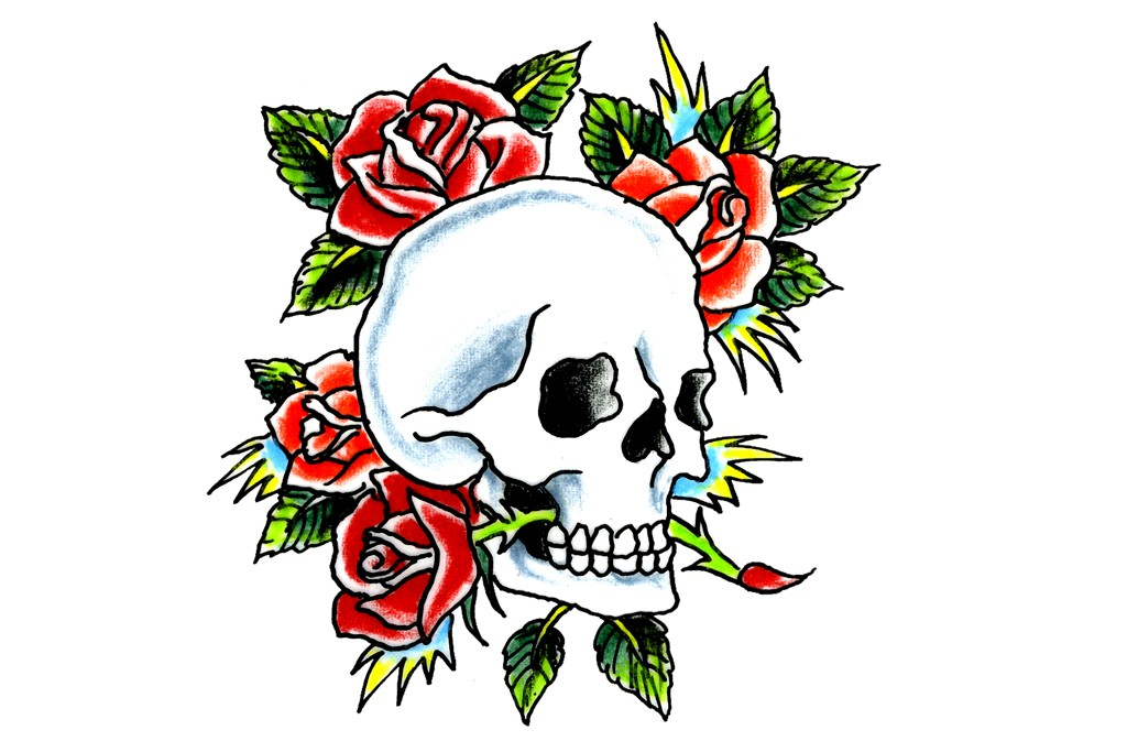skulls and roses perfume review