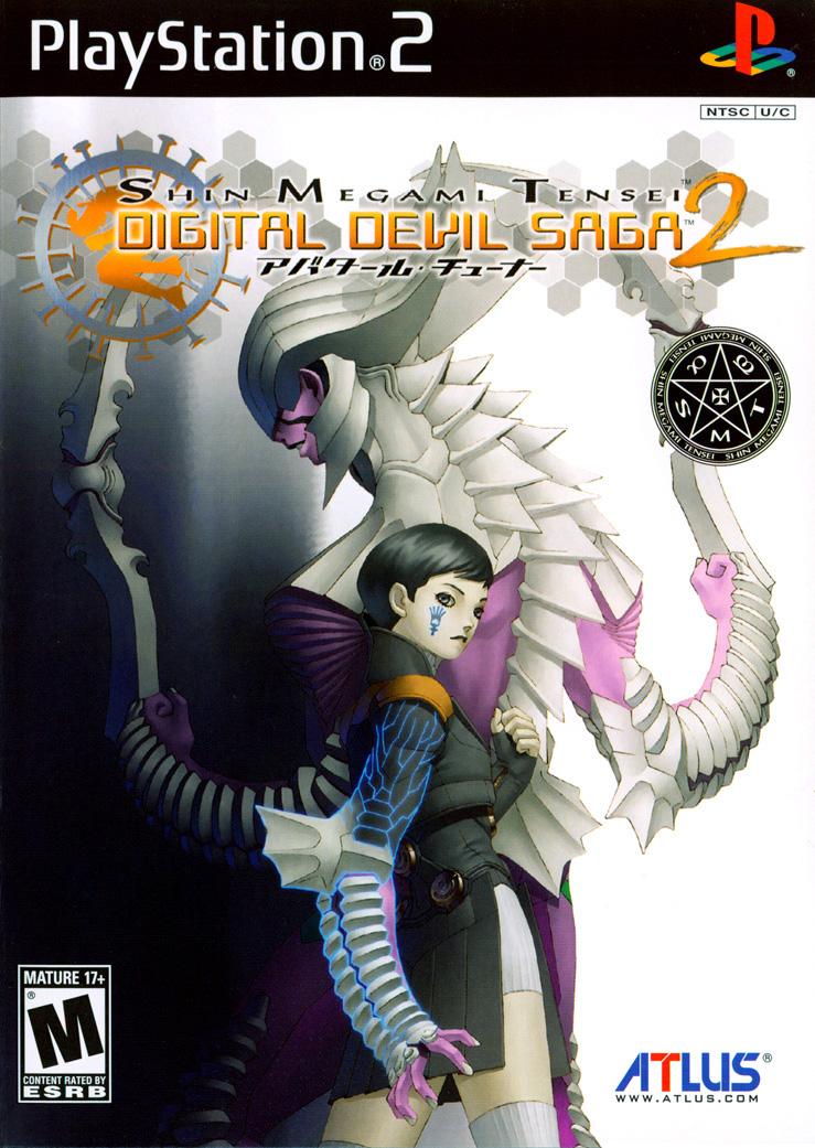 shin megami tensei digital devil saga review