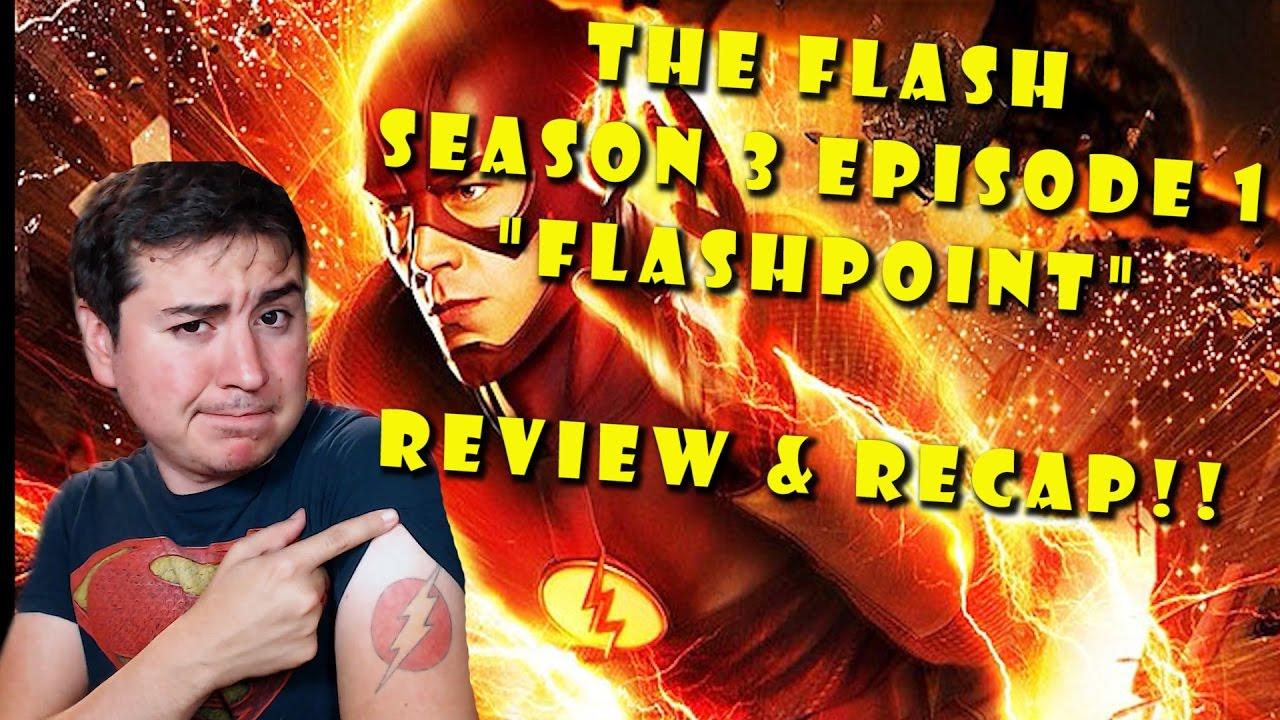 the flash season 3 episode 1 review
