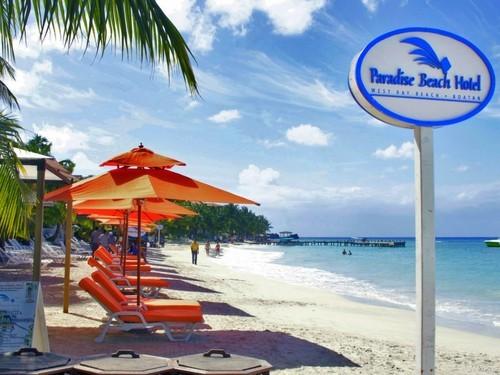 paradise beach hotel roatan reviews