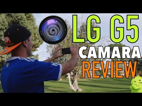 lg g5 camera review youtube