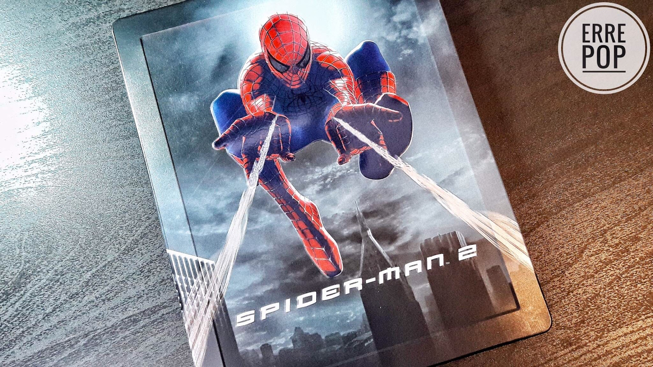spider man 2 2004 review