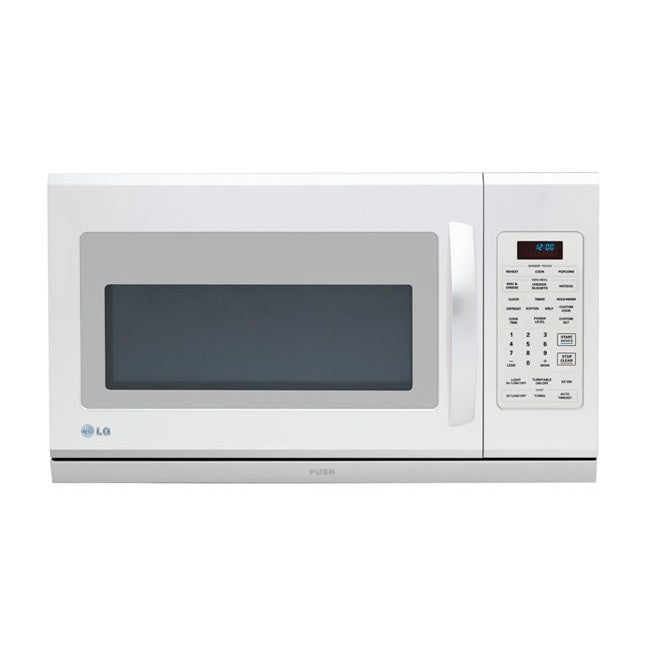over the range microwave with vent reviews