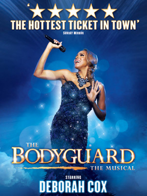 the bodyguard musical reviews 2016