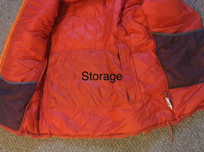 or perch belay parka review