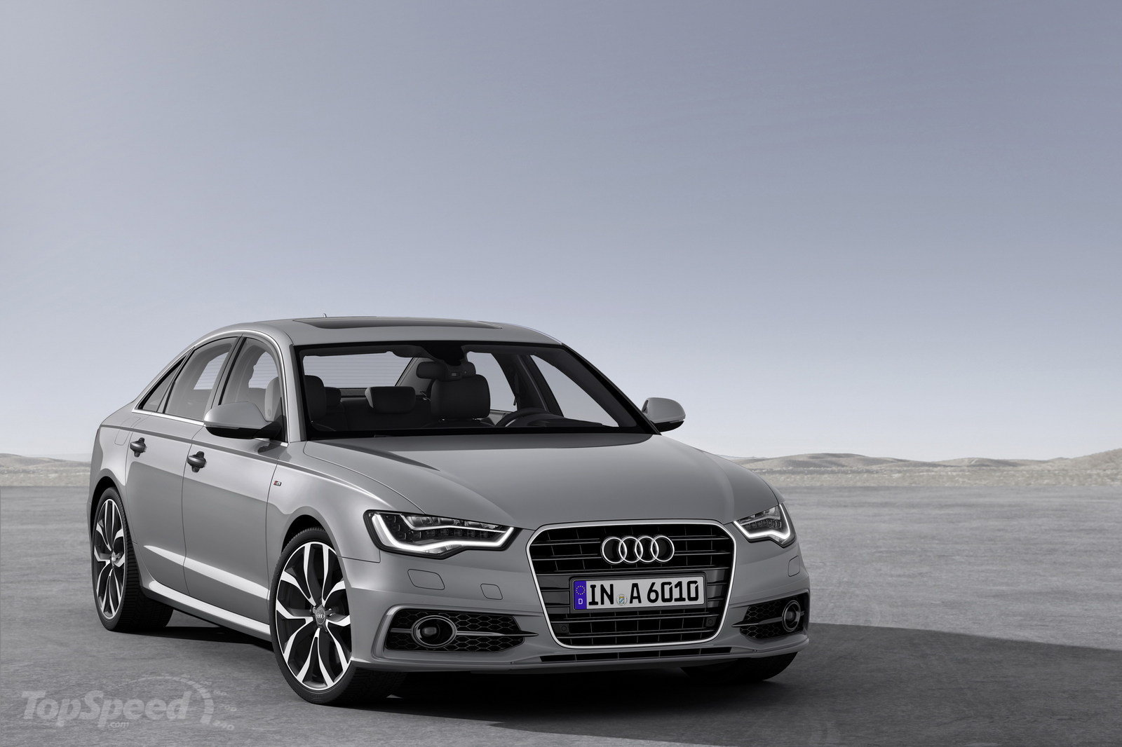 top gear audi a6 review