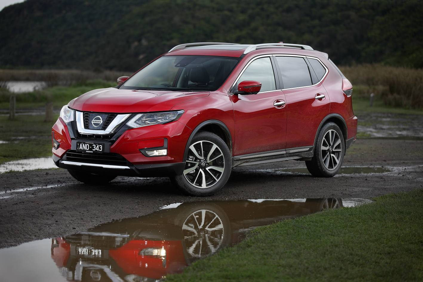 nissan x trail 2017 review