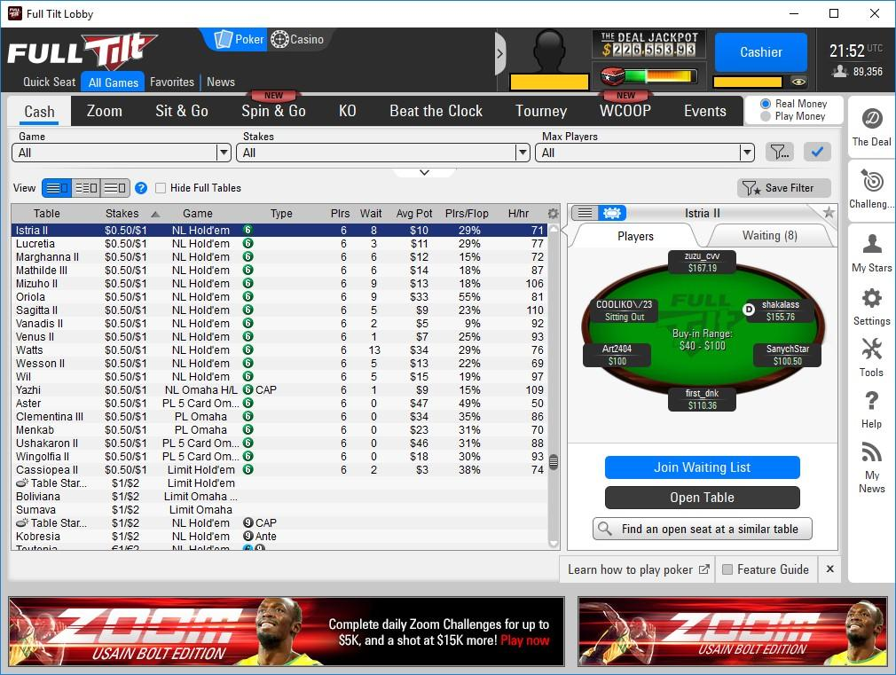 pokerstars full review & download sign up bonuses