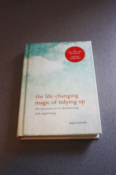 the magic of tidying up review
