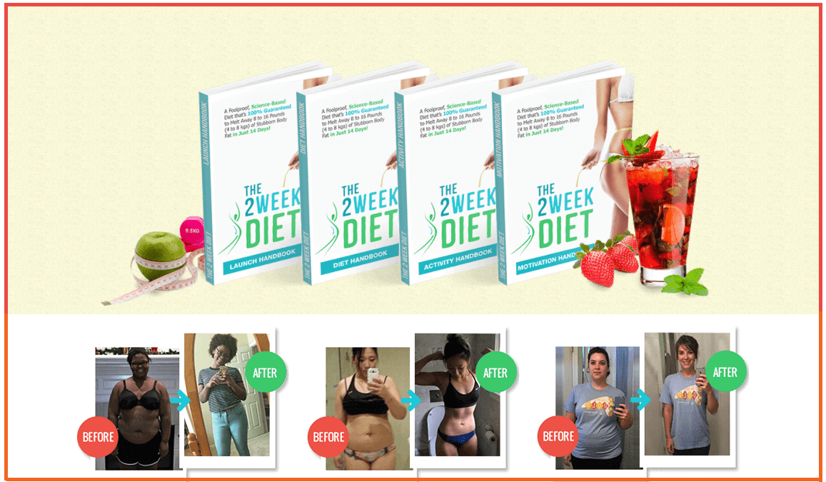 the two week diet reviews