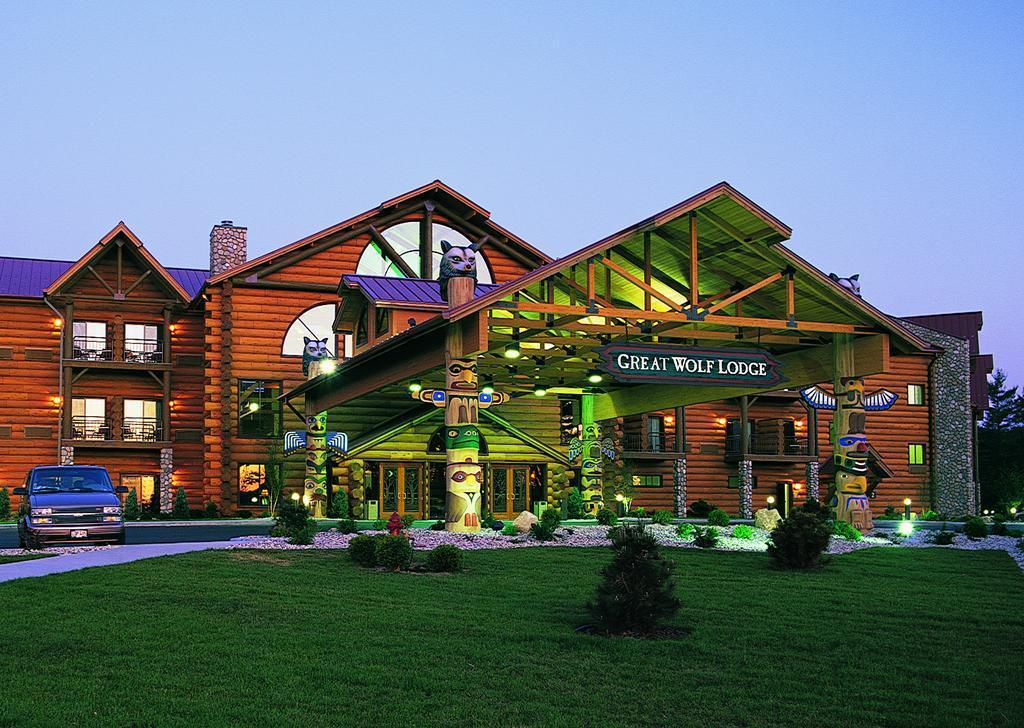 wolf lodge wisconsin dells reviews