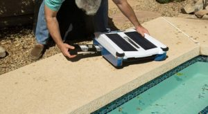 solar breeze pool cleaner review